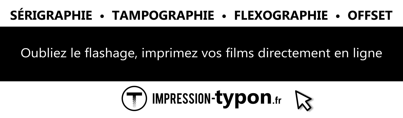 Bannière impression-typon.fr