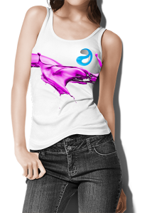 tee-shirt sublimation encraje