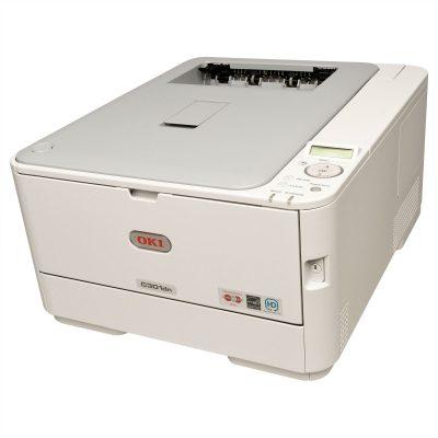 OKI C301-DN Imprimante couleur A4