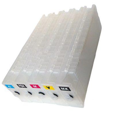 Cartouches remplissables pour EPSON 7400