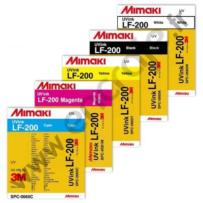 Encre MIMAKI LF-200 220ml - UV souple
