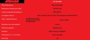 caracteristiques 3042mk2