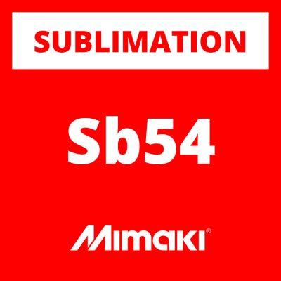 Encre Mimaki SB54 - Sublimation - 2L