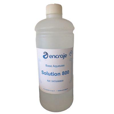 solution 800